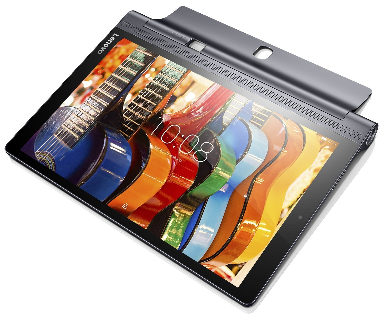lenovo yoga tablet 3 pro schwarz 64gb lte android tablet. Black Bedroom Furniture Sets. Home Design Ideas
