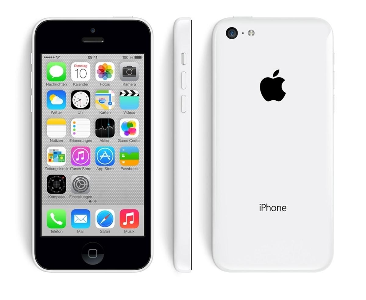 apple iphone 5c 8gb wei ios smartphone ohne simlock 4. Black Bedroom Furniture Sets. Home Design Ideas