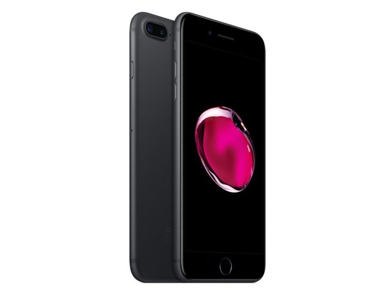 apple iphone 7 plus 32gb schwarz lte ios smartphone ohne. Black Bedroom Furniture Sets. Home Design Ideas