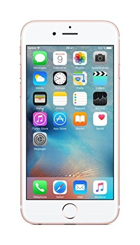 apple iphone 6s 64gb ros gold lte ios smartphone ohne. Black Bedroom Furniture Sets. Home Design Ideas