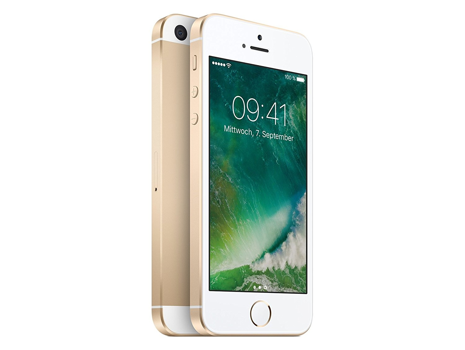 apple iphone se 64gb gold 4 zoll display ios lte. Black Bedroom Furniture Sets. Home Design Ideas
